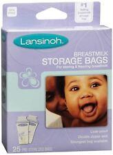 Lansinoh Breastmilk Storage Bags 25 Each