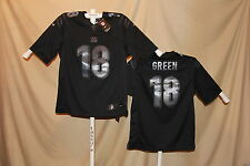A.J. GREEN Cincinnati Bengals  NIKE DRENCHED sewn name JERSEY  Medium  NWT  $135