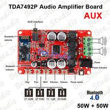 12V-24v TDA7492P Wireless Bluetooth Audio Receiver Digital Power Amplifier Board