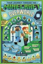 FP4615 MINECRAFT Overworld Biome   POSTER    Maxi Size 61 x 91.5cm