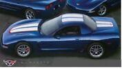 Chevrolet Corvette StingRay Chevy Car Model Carousel Blu series55zr1z06A57kK1969