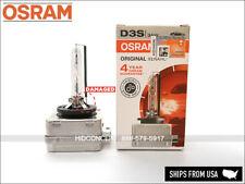 D3S OSRAM XENARC OEM D3S 66340 HID XENON Headlight bulb 35W DOT Germany (# 284)