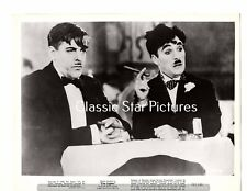 D139 Charles Chaplin Harry Myers City Lights (1931) movie still