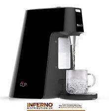 BREVILLE VKT124 Hot One Cup Energy Saving Dispenser Kettle Black Fast Boil 3KW