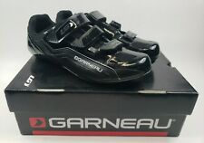 Louis Garneau Chrome Cycling Shoes Men's 43 EU 9.5 US Black retail $99.99