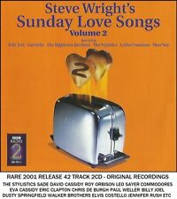 Best Greatest Love Songs 2CD Commodores Craig David Sade Eva Cassidy Billy Joel