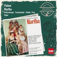 Anneliese Rothenberger - Flotow Martha 1986 Digital Remaster (NEW 2 x CD)