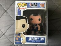 Funko Pop VAULTED Holy Grail #10 NBA Jeremy Lin New York Knicks Vinyl Figure Toy