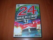 24 HORAS DE LE MANS PC (EDICIÓN ESPAÑOLA MUY BUEN ESTADO)