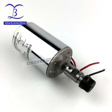 200w Air Cooled Cnc Spindle Dc Motor Cnc Engraving Machine Er11 3175mm Collets