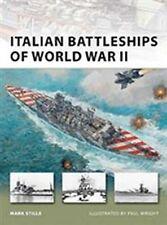 Osprey New Vanguard 182 : Italian Battleships of World War II