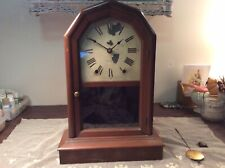 Antique Seth Thomas Mantle Shelf Clock
