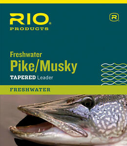RIO Pike/Musky Wire Leader