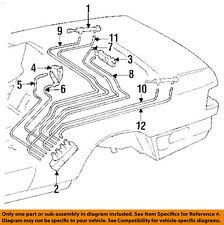 MERCEDES OEM CLK320 Convertible/soft Top-Hydraulic Cylndr Fastener 1247700426