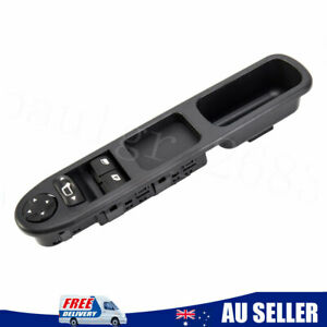 POWER MASTER WINDOW SWITCH CONSOLE FOR CITROEN C3 PICASSO PEUGEOT 207 CC 6554.QC