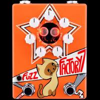 Z.VEX ZVex Effects Pedal, RUSSIAN FUZZ FACTORY 7, Brand New in Box
