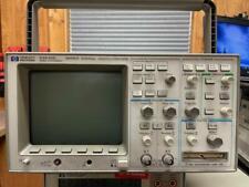 Agilent 54645a Digital Oscilloscope 2 Ch Analog16 Ch Digital 100mhz Tested