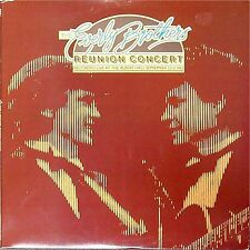 THE EVERLY BROTHERS 'REUNION CONCERT' LIVE UK DOUBLE LP