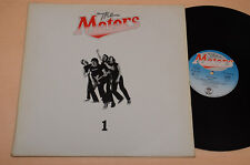 THE MOTORS LP 1°DISCO 1977 HARD ROCK 1°ST ORIG AUDIOFILI EX+ COME NUOVO