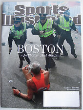 Sports Illustrated V118N17 - Boston In Photos And Words - 22-Apr-2013