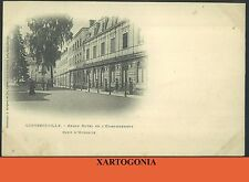 FRANCE, POSTCARD, THE BIG HOTEL CONTREXEVILLE, PICTURE