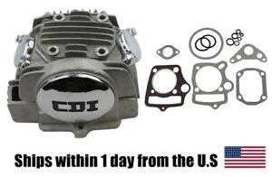 ATV Quad Dirt Bike Engine Cylinder Head 90 110cc 125cc TaoTao Roketa SUNL 54mm