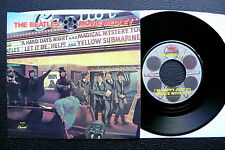 "7"" The Beatles - Movie Medley - US Capitol w/ Pic"