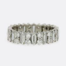 Gold Diamond Ring- 2.25 Carat Diamond Full Eternity Ring