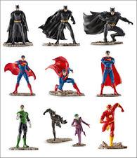 Action figure di eroi dei fumetti collezioni