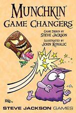 Munchkin innovaciones que cambian las reglas de juego totalmente Nuevo