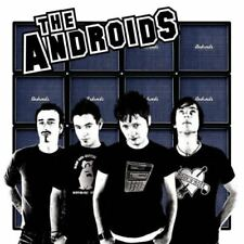 ANDROIDS ANDROIDS CD ROCK NEW