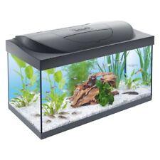 LED Aquarium Tank 54L Starter Set Ideal for Beginners Filter Heater Lights Food