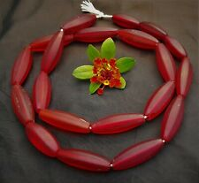 rote Perlen Glas