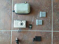 Canon PowerShot Digital ELPH SD300 w/extras!!
