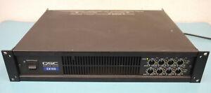 QSC CX168 8-Channel Professional Audio Power Amplifier (Rack-Mountable)