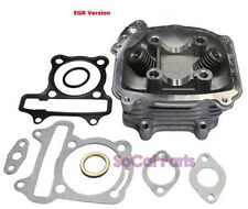 80cc Head (with Egr) For Scooters, Atvs, And Karts With Gy6 Motors
