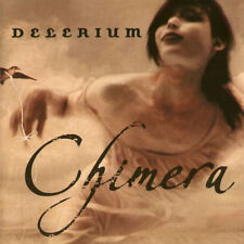 DELERIUM - CHIMERA   Enhanced cd Bonus Disc. Synth-pop Ambient EDM Electronica