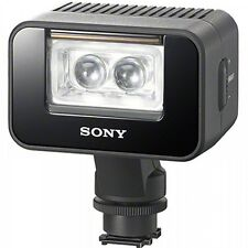 Neu Sony Hvl-Leir1 LED Video Infrarot Ir Licht Alpha Handycam mit Tracking