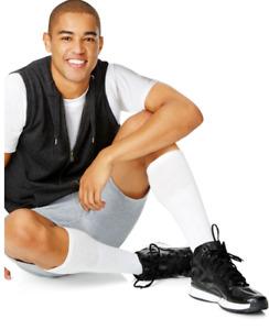 Hanes Men's Over-the-Calf Tube Socks - White - Shoe Size 6-12 - (12-Pack)