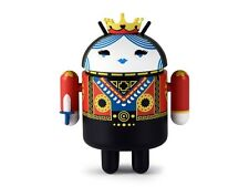 "ANDROID Series 6 QUEEN 3"" mini figure Dyzplastic Google new Igor Ventura"