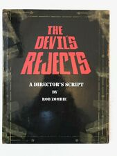 The Devil's Rejects A Directors Script Book By Rob Zombie Book - NECA
