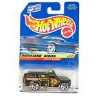 Hot Wheels Biohazard Series Rescue Ranger Truck Black Die Cast 1/64 Scale #720