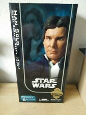 "Sideshow Star Wars 1/6 Scale ""Han Solo, Rebel Captain: Bespin"", rare figure"