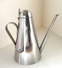 CERUTTI Inox 18/10 Stainless Steel Carafe Olive Oil Server by Liana Cavallaro