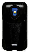 Amzer Hybrid Protector Case for Samsung [ Galaxy S4 Mini ]  I9190 I9192