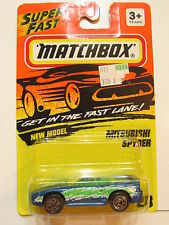 MATCHBOX 1994 NEW MODEL - MITSUBISHI SPYDER