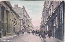 Liverpool,U.K.Lord Street.Trolley Car,Merseyside,c.1910