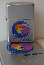 Zippo Lighter Camel Pool Balls New in Tin Rare Only 150 Made RJR  Z521 1999