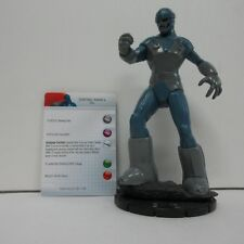 Marvel HeroClix Sentinel Mark V #G02 w/ Card Missing Frozen Cannonball Hand F04