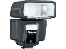 Flash bridge/evil - Nissin i40 para Fujifilm con 5 años de garantía